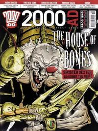 Cover Thumbnail for 2000 AD (Rebellion, 2001 series) #1645