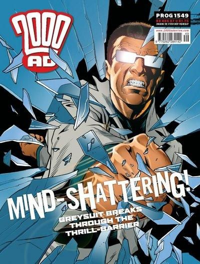 Cover for 2000 AD (Rebellion, 2001 series) #1549