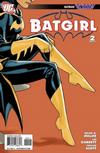 Cover for Batgirl (DC, 2009 series) #2