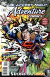 Cover for Adventure Comics (DC, 2009 series) #4 / 507 [Regular Direct Cover]