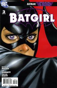 Cover Thumbnail for Batgirl (DC, 2009 series) #3