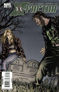 Cover for X-Factor (2006 series) #47