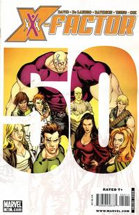Cover Thumbnail for X-Factor (Marvel, 2006 series) #50