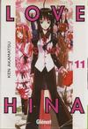 Cover for Love Hina (Ediciones Glénat, 2001 series) #11