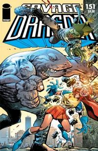 Cover Thumbnail for Savage Dragon (Image, 1993 series) #151