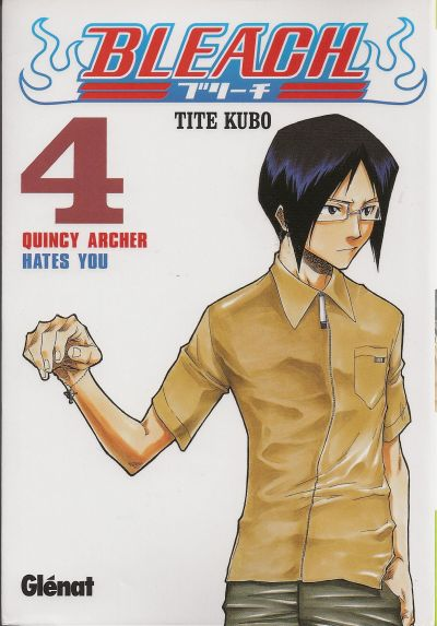Cover for Bleach (2006 series) #4