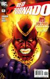 Cover for Red Tornado (DC, 2009 series) #4