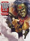 Cover for 2000 AD Yearbook (Fleetway Publications, 1991 series) #1995