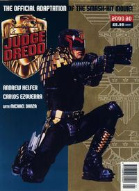 Cover Thumbnail for Judge Dredd: The Official Adaptation (Fleetway Publications, 1995 series)