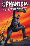 Cover for The Phantom: Generations (Moonstone, 2009 series) #4