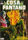 Cover for La Cosa del Pantano (Zinco, 1984 series) #9