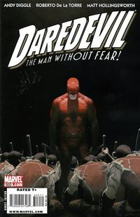 Cover Thumbnail for Daredevil (Marvel, 1998 series) #502