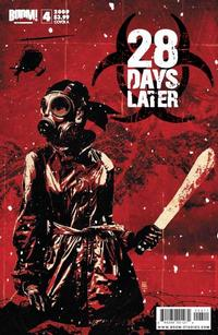 Cover for 28 Days Later (Boom! Studios, 2009 series) #4 [Cover A]