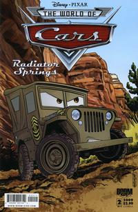 Cover Thumbnail for Cars: Radiator Springs (Boom! Studios, 2009 series) #2