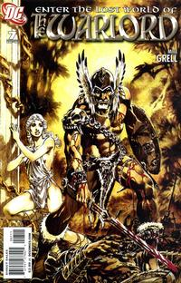 Cover Thumbnail for Warlord (DC, 2009 series) #7