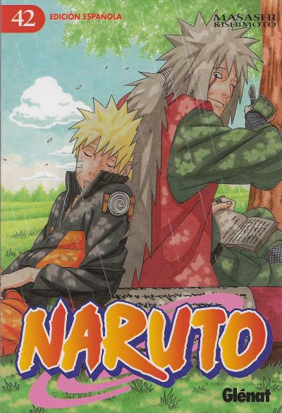 Cover for Naruto (2002 series) #42