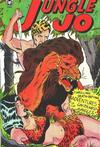 Cover for Jungle Jo (Fox, 1950 series) #2