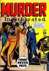 Cover for Murder Incorporated (Fox, 1948 series) #7