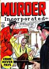 Cover for Murder Incorporated (Fox, 1948 series) #8