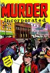 Cover for Murder Incorporated (Fox, 1950 series) #2