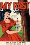 Cover for My Past Thrilling Confessions (Fox, 1949 series) #8