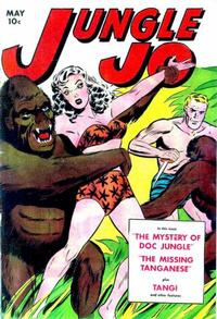 Cover Thumbnail for Jungle Jo (Fox, 1950 series) #1