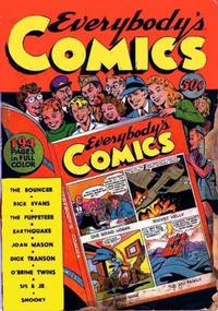Cover Thumbnail for Everybody's Comics (Fox, 1944 series) #[nn] [1944]
