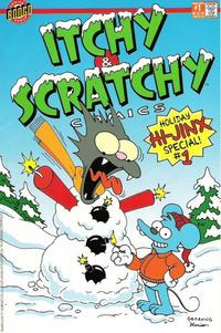 Cover Thumbnail for Itchy & Scratchy Comics (Bongo, 1993 series) #4
