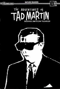 Cover Thumbnail for Tad Martin [The Adventures of Tad Martin] (Caliber Press, 1991 series) #1