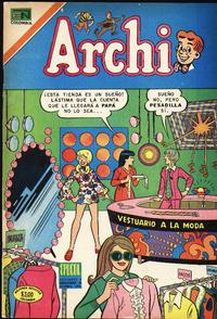 Cover for Archi (1970 series) #19