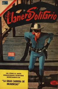 Cover Thumbnail for El Llanero Solitario (Epucol, 1970 series) #12