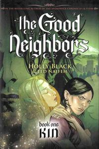 Cover Thumbnail for The Good Neighbors (Scholastic, 2008 series) #1 [Kin]