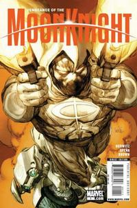 Cover Thumbnail for Vengeance of the Moon Knight (Marvel, 2009 series) #1