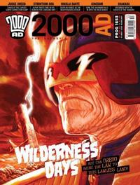 Cover Thumbnail for 2000 AD (Rebellion, 2001 series) #1653