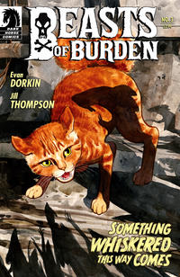 Cover Thumbnail for Beasts of Burden (Dark Horse, 2009 series) #3