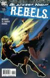 Cover for R.E.B.E.L.S. (DC, 2009 series) #11