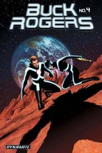 Cover Thumbnail for Buck Rogers (Dynamite Entertainment, 2009 series) #4 [Cover A - John Cassaday]