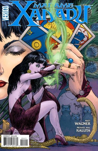 Cover for Madame Xanadu (2008 series) #14