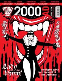 Cover Thumbnail for 2000 AD (Rebellion, 2001 series) #1654