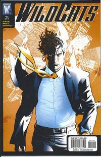 Cover for Wildcats (DC, 2008 series) #14
