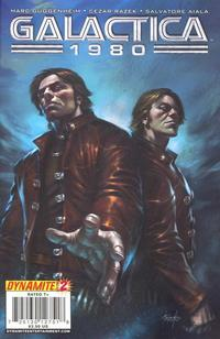 Cover Thumbnail for Galactica 1980 (Dynamite Entertainment, 2009 series) #2