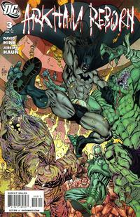 Cover Thumbnail for Arkham Reborn (DC, 2009 series) #3