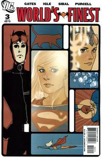 Cover Thumbnail for World&#39;s Finest (DC, 2009 series) #3 [Cover A]