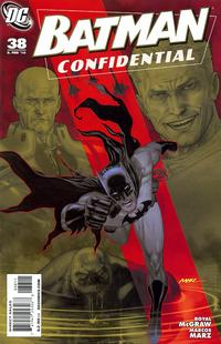 Cover Thumbnail for Batman Confidential (DC, 2007 series) #38