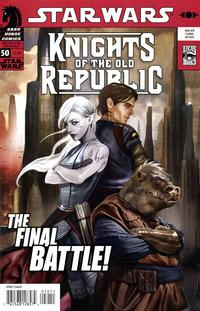 Cover Thumbnail for Star Wars Knights of the Old Republic (Dark Horse, 2006 series) #50