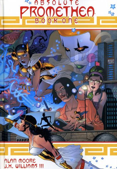 Cover for Absolute Promethea (DC, 2009 series) #1