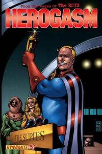 Cover Thumbnail for The Boys: Herogasm (Dynamite Entertainment, 2009 series) #5