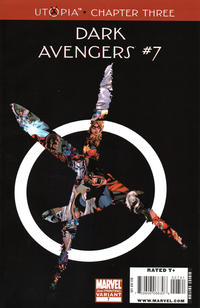 Cover Thumbnail for Dark Avengers (Marvel, 2009 series) #7 [2nd Print Variant]