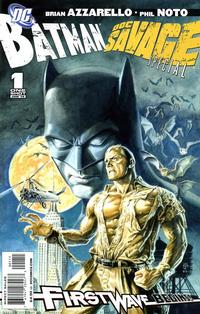 Cover Thumbnail for Batman / Doc Savage Special (DC, 2010 series) #1