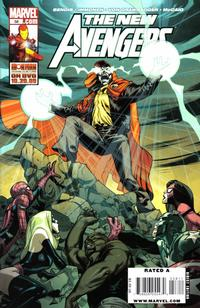 Cover Thumbnail for New Avengers (Marvel, 2005 series) #58